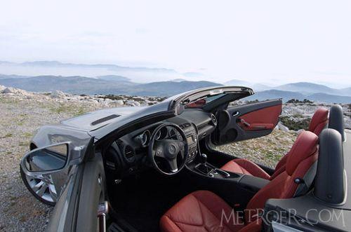 新梅赛德斯 奔驰slk 200 梅塞德斯奔驰 mercedes benz 品高清图片
